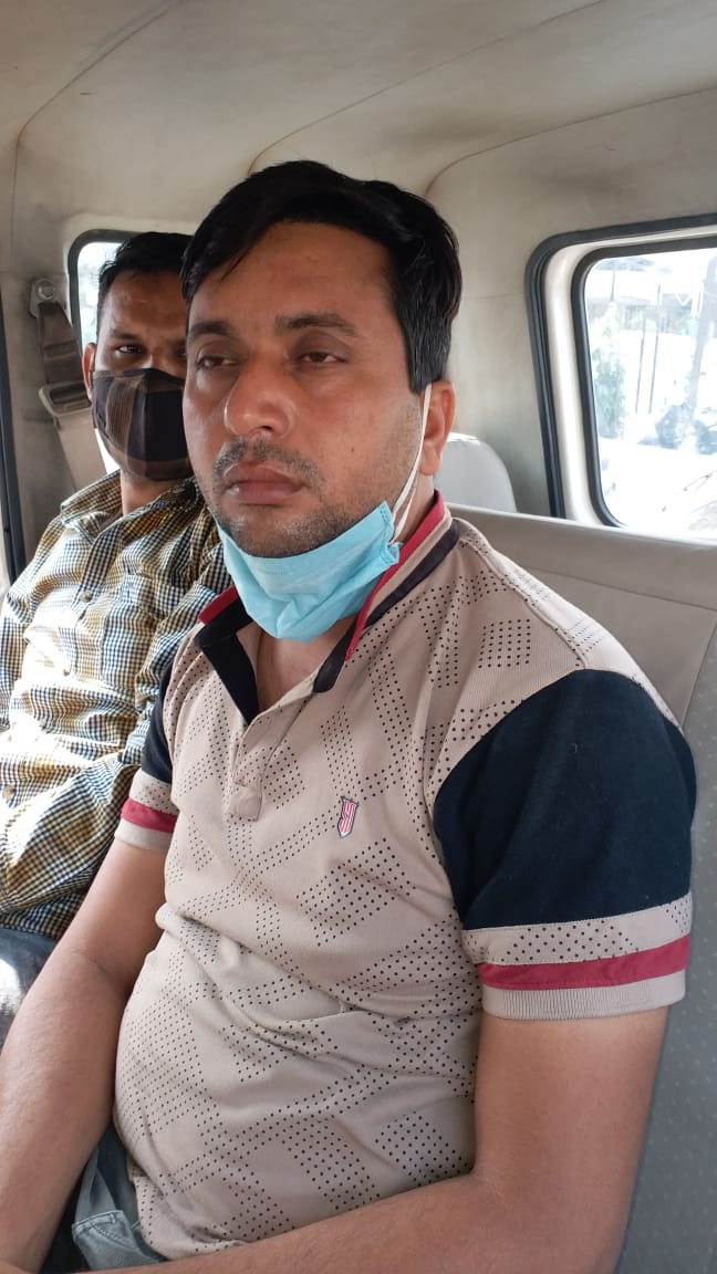 Rajasthan Police Constable Arrested
