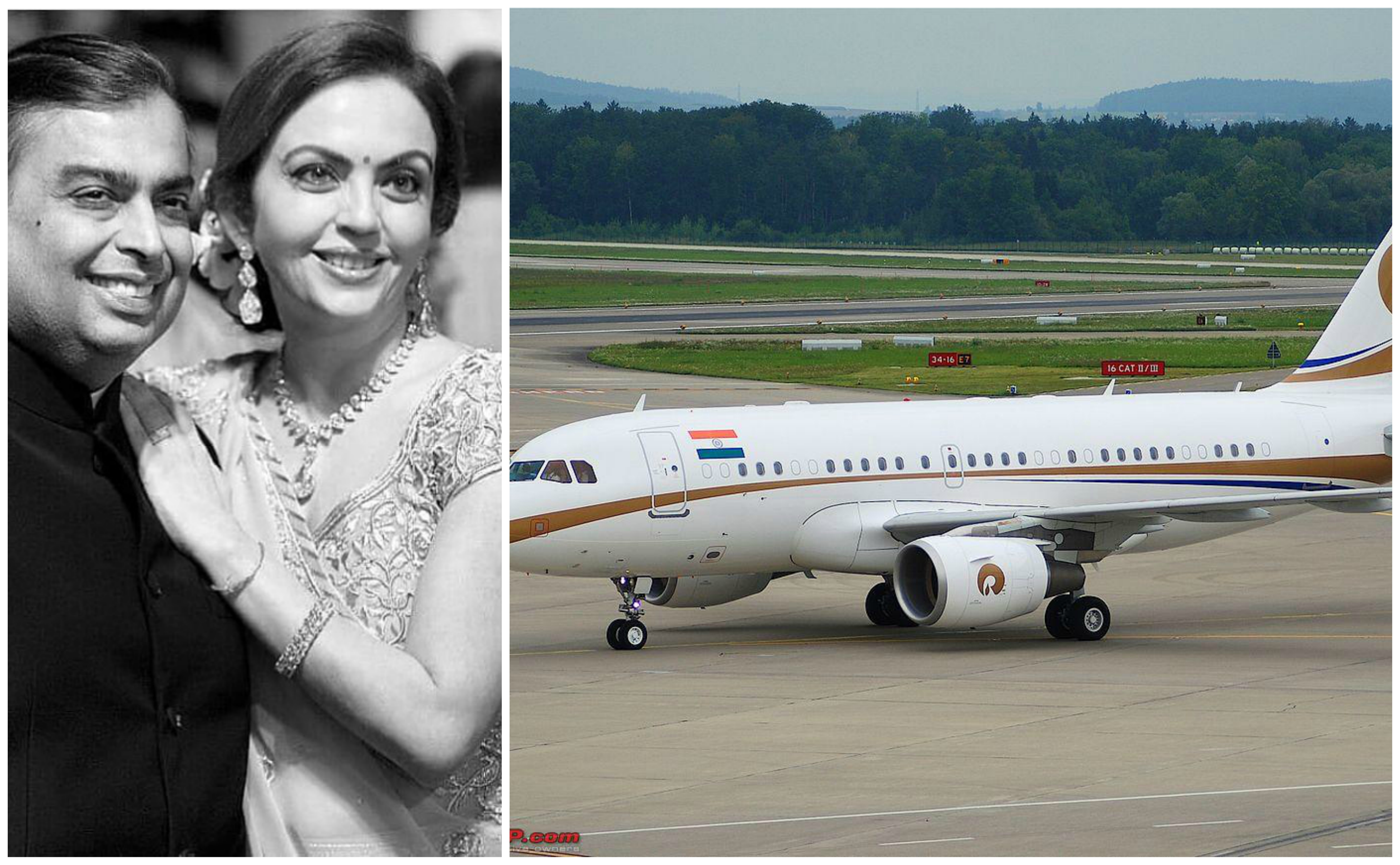 Nita Ambani, who travels in a private jet worth 230 crore, was gifted by husband Mukesh Ambani on his birthday. Funny Jokes