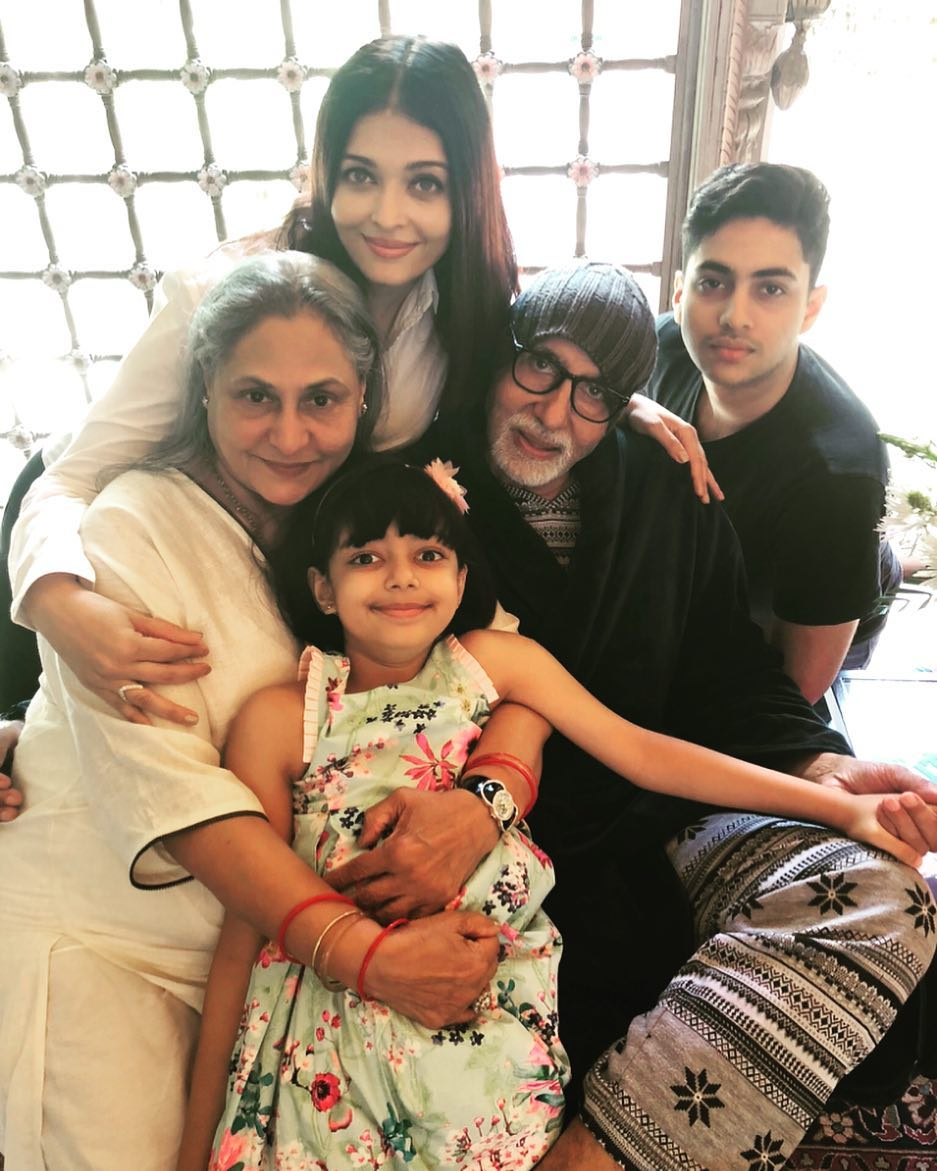 Did Ash make up his mind to leave Jalsa after getting upset with mother-in-law Jaya Bachchan?  How is the relationship with sister-in-law? Funny Jokes