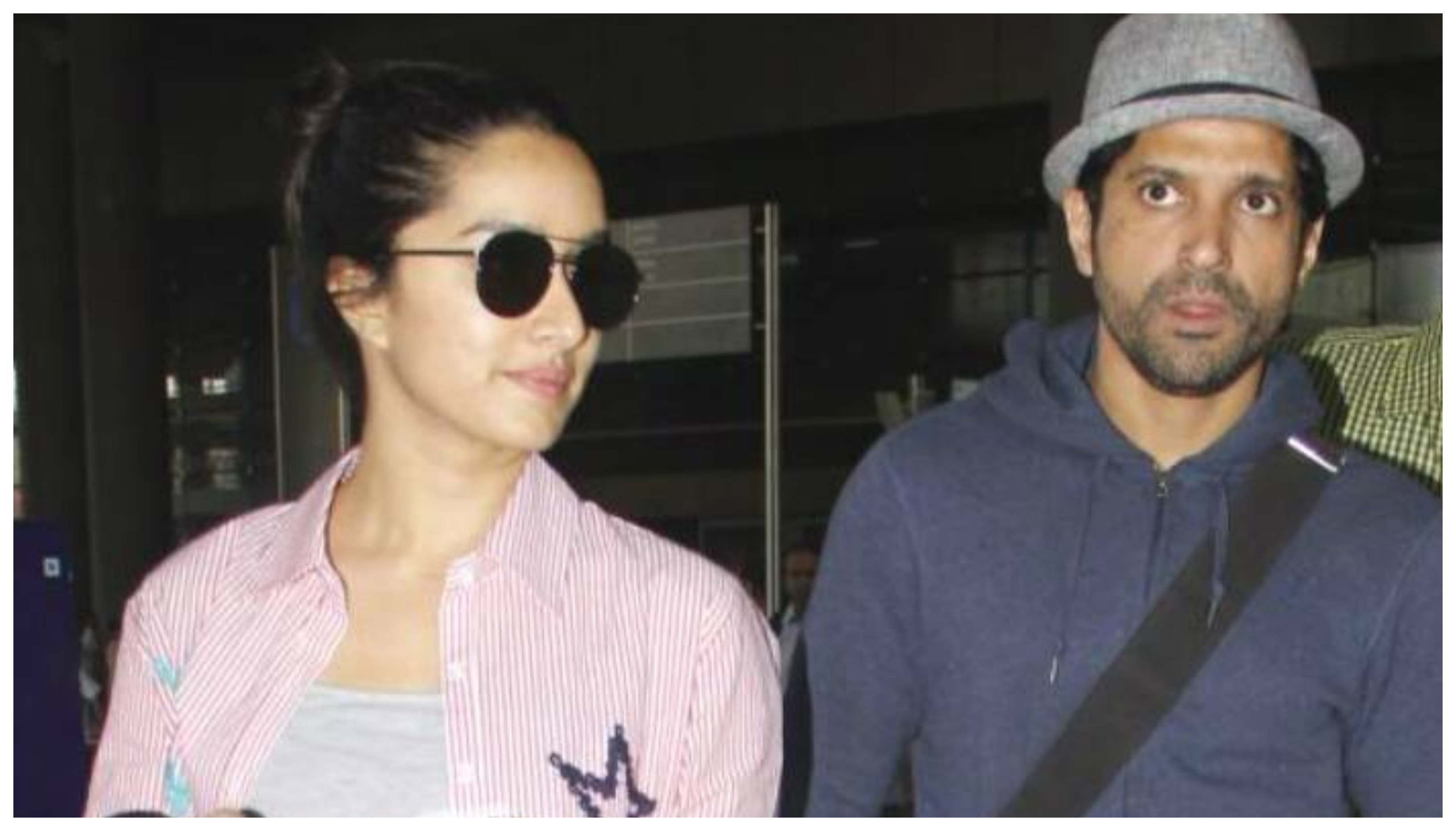 Married FARHAN AKHTAR was stranded on SHRADDHA's heart, SHAKTI KAPOOR took the hand and took the daughter. Funny Jokes